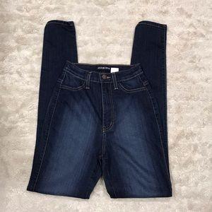 Fashion Nova high waisted skinny jeans Size 1